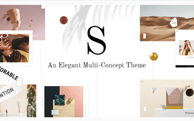 Sahel - An Elegant Multi-Concept Theme Nulled