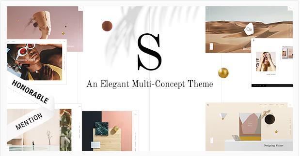 Sahel - An Elegant Multi-Concept Theme Nulled
