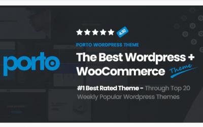 Porto - Multipurpose & WooCommerce Theme Nulled