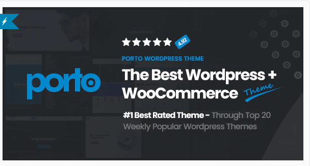 Download Porto – Multipurpose & WooCommerce Theme Nulled