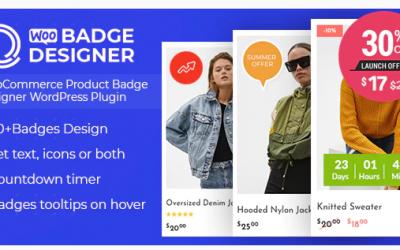Woo Badge Designer Nulled