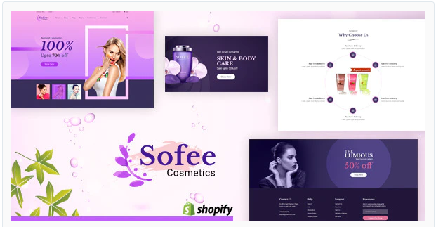 Download Sofee – Cosmetic Shopify Theme Nulled