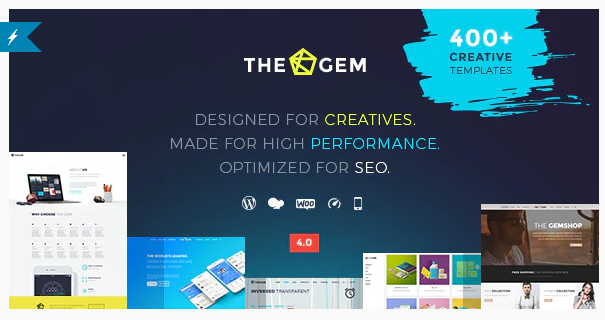Download TheGem – Creative Multi-Purpose High-Performance WordPress Theme Nulled
