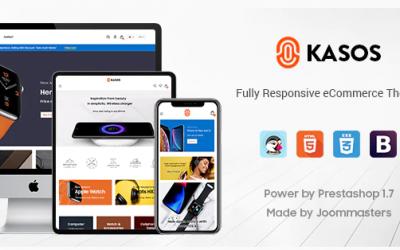 Kasos - Premium Prestashop Digital Theme Nulled