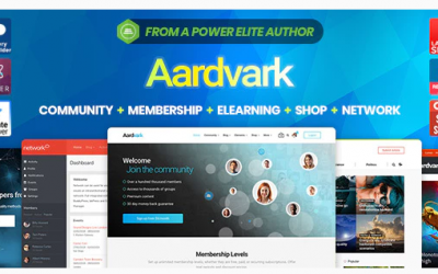 You are downloading Aardvark - Community, Membership, BuddyPress Theme whose current version has been getting more updates nowadays, so, please