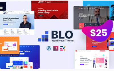You are downloading BLO - Corporate Business WordPress Theme whose current version has been getting more updates nowadays, so, please