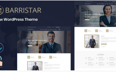 You are downloading Barristar – Law WordPress Theme whose current version has been getting more updates nowadays, so, please keep visiting
