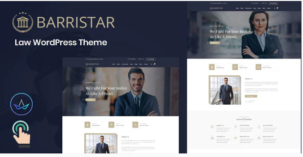 Download Barristar – Law WordPress Theme Nulled