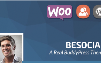 u are downloading Besocial - BuddyPress Social Network & Community WordPress Theme whose current version has been getting more updates nowadays,