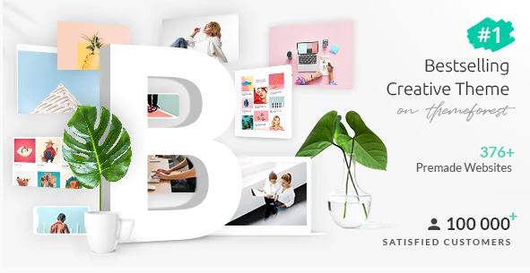 Download Bridge – Creative Multipurpose WordPress Theme Nulled