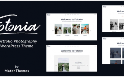 ou are downloading Fotonia - Portfolio Photography Theme for WordPress whose current version has been getting more updates nowadays, so, please