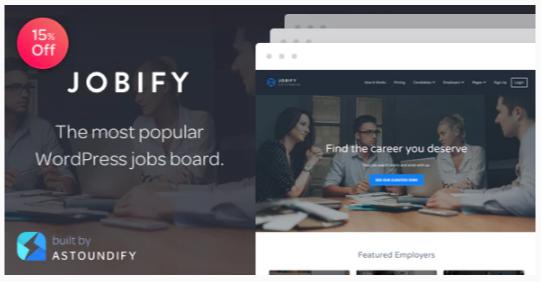 Download Jobify – Job Board WordPress Theme Nulled