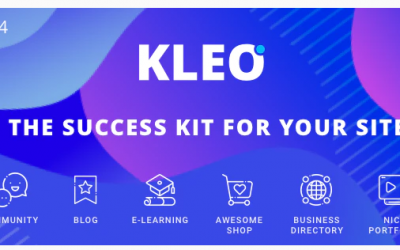 You are downloading KLEO - Pro Community Focused, Multi-Purpose BuddyPress Theme whose current version has been getting more updates nowadays,
