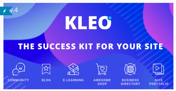 Download KLEO – Pro Community Focused, Multi-Purpose BuddyPress Theme Nulled