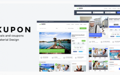 You are downloading KUPON - WordPress Coupon Theme whose current version has been getting more updates nowadays, so, please keep visiting