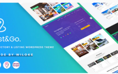 You are downloading ListGo - Directory WordPress Theme whose current version has been getting more updates nowadays, so, please keep visiting