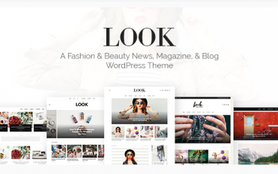 You are downloading Look: A Fashion & Beauty News, Magazine & Blog WordPress Theme whose current version has been getting more updates nowadays, so, please