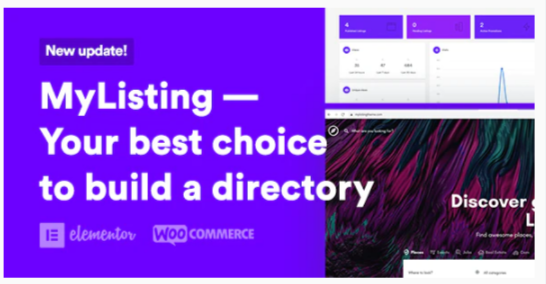 Download MyListing – Directory & Listing WordPress Theme Nulled