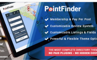 You are downloading PointFinder | Directory & Listing WordPress Theme whose current version has been getting more updates nowadays, so, please
