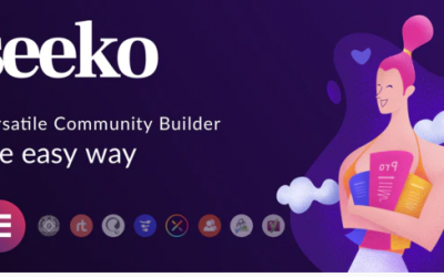 You are downloading Seeko - Community Site Builder with BuddyPress SuperPowers whose current version has been getting more updates nowadays, so, please