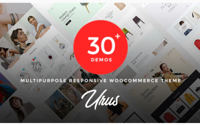 You are downloading Urus - Multipurpose Responsive WooCommerce Theme whose current version has been getting more updates nowadays, so, please
