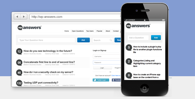 Download WP Answers Nulled For Free