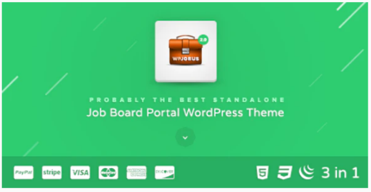 Download WPJobus – Job Board and Resumes WordPress Theme Nulled