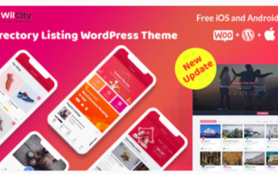 You are downloading Wilcity - Directory Listing WordPress Theme whose current version has been getting more updates nowadays, so, please