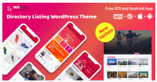 Download Wilcity – Directory Listing WordPress Theme Nulled