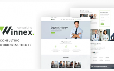 You are downloading Winnex - Business Consulting WordPress Themes whose current version has been getting more updates nowadays, so, please keep visiting