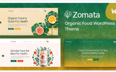 You are downloading Zomata - Organic Food WordPress Theme + RTL whose current version has been getting more updates nowadays, so, please