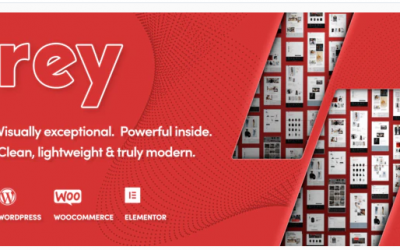 Rey - Multi-purpose & WooCommerce Theme Nulled