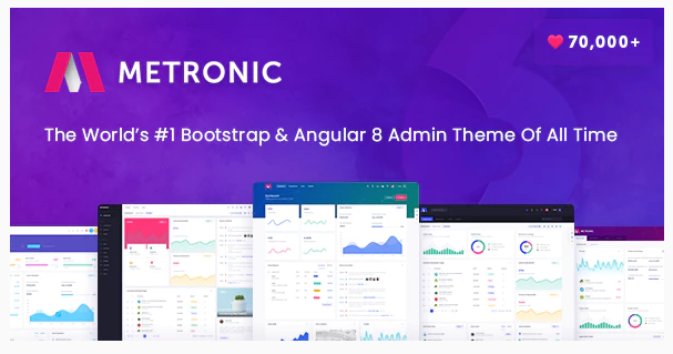 Download Metronic – Responsive Admin Dashboard Template Nulled
