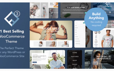 Flatsome | Multi-Purpose Responsive WooCommerce Theme Nulled
