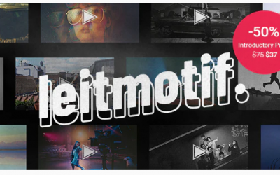 Leitmotif - Movie and Film Studio Theme Nulled