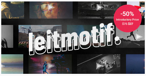 Leitmotif - Movie and Film Studio Theme Nulled