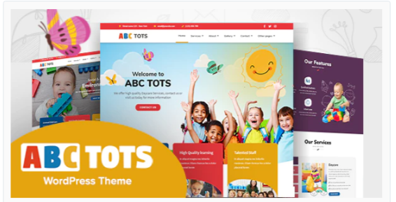 You are downloading Abc Tots - Kindergarten WordPress Theme Nulled whose current version has been getting more updates nowadays, so, please keep visiting