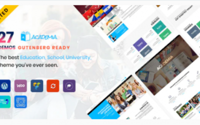 You are downloading Academia - Education WordPress Theme Nulled whose current version has been getting more updates nowadays, so, please keep visiting