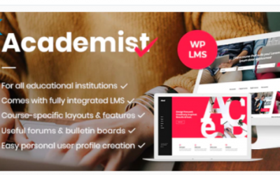 You are downloading Academist - Education & Learning Management System Theme Nulled whose current version has been getting more updates nowadays