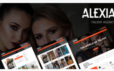 You are downloading Alexia - Model Agency WordPress Theme Nulled whose current version has been getting more updates nowadays, so, please keep visiting