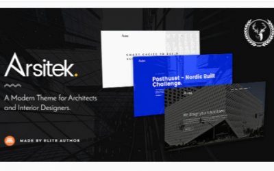 You are downloading Arsitek | A Modern Theme for Architects and Interior Designers Nulled whose current version has been getting more updates nowadays,