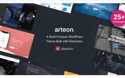 You are downloading Arteon — Multi-Purpose WordPress Theme Nulled whose current version has been getting more updates nowadays, so, please keep visiting