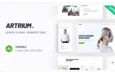 You are downloading Artrium | Creative Agency & Web Studio WordPress Theme Nulled whose current version has been getting more updates nowadays