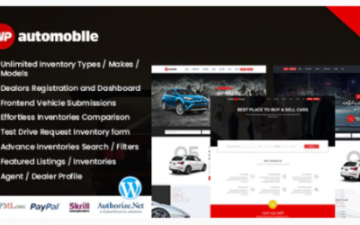 You are downloading AutoMobile | Responsive Car Dealer WordPress Theme Nulled whose current version has been getting more updates nowadays, so, please
