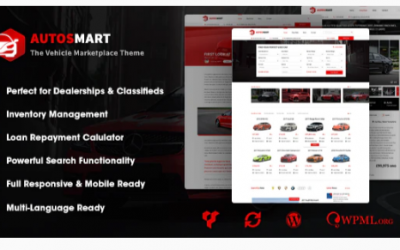 You are downloading AutosMart - Automotive Car Dealer WordPress Theme Nulled whose current version has been getting more updates nowadays,