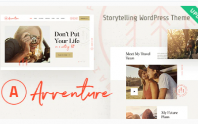 You are downloading Avventure | Personal Travel & Lifestyle Blog WordPress Theme Nulled whose current version has been getting more updates nowadays, so, please