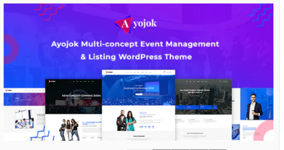 You are downloading Ayojok - Event WordPress Theme Nulled whose current version has been getting more updates nowadays, so, please keep visiting