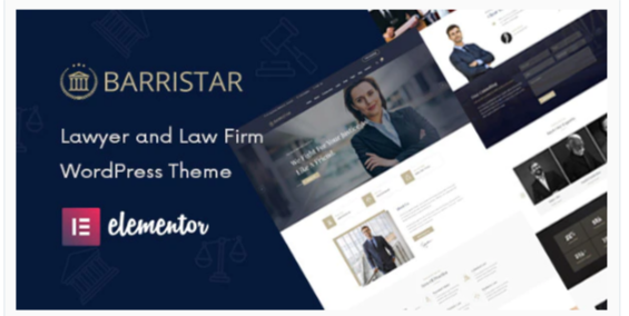 Download Barristar – Law & Lawyer Attorney WordPress Theme Nulled
