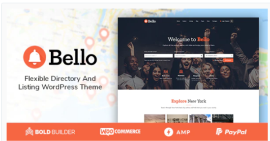 Download Bello – Directory & Listing Nulled