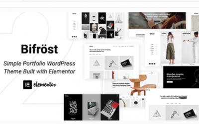 You are downloading Bifrost - Simple Portfolio WordPress Theme Nulled whose current version has been getting more updates nowadays, so, please keep visiting